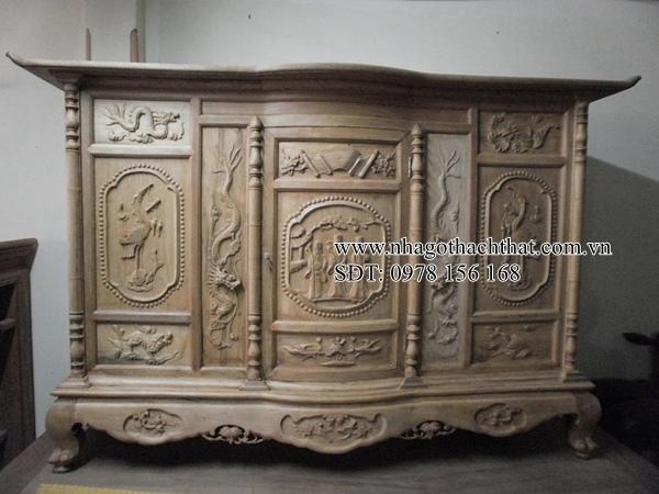 mẫu tủ thờ đẹp