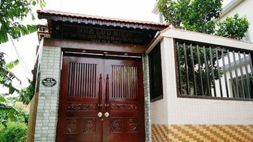 Căn nhà gỗ đinh hương nổi tiếng nhất Xứ Nghệ
