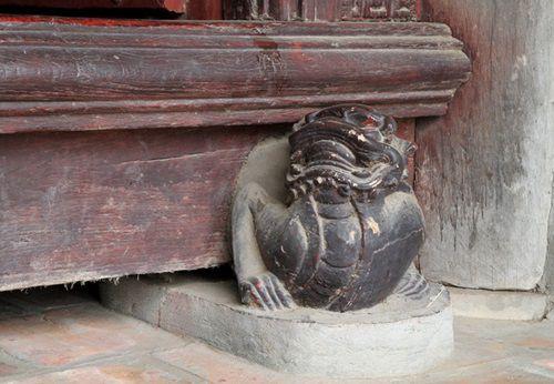 Kiến trúc đình làng cổ xưa nổi tiếng bậc nhất tại Bắc Ninh