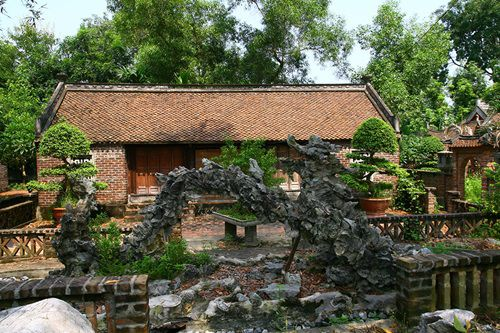 Kiến trúc nhà gỗ nông thôn Bắc Bộ nói lên điều gì?