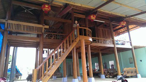 Những mẫu nhà sàn gỗ hiện đại đang được ưa chuộng